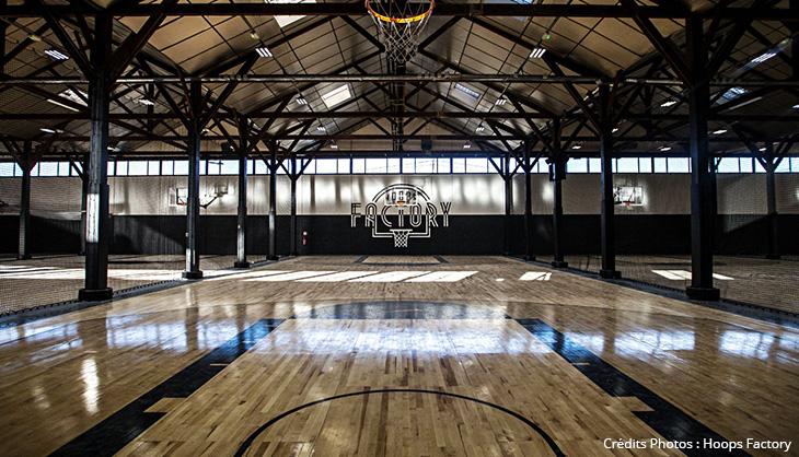 Hoops Factory Basket Sport Lille 2018