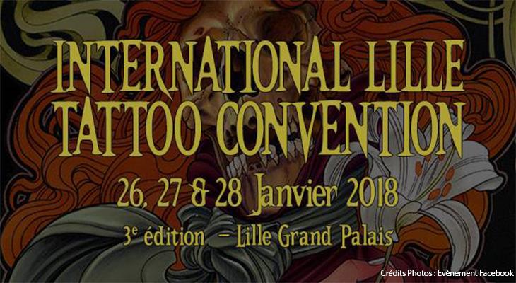 lille tattoo convention artiste peau corps
