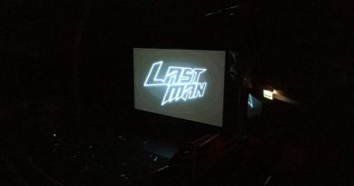 Projection de Lastman à la Nuit de l'Animation de Lille