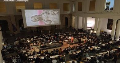 La Nuit du Modele Vivant Palais des Beaux Arts Lille
