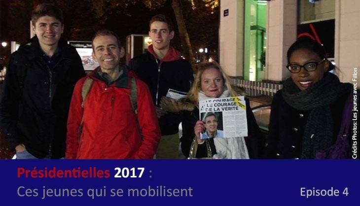 Fillon tractage Lille jeunes étudiants Primaire