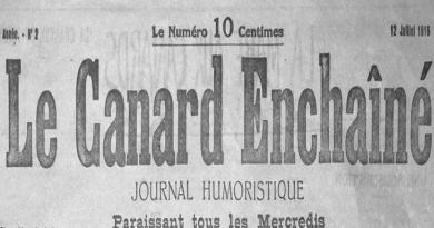 Dominique Simonnot et Jean Michel Delambre présentent leur livre Le Canard Enchaîné : 100 ans.
