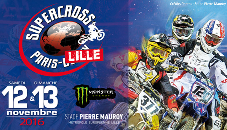 Super Cross 2016 Lille