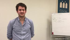 Damien Boone, docteur en science politique, enseignant à l'Université Catholique de Lille