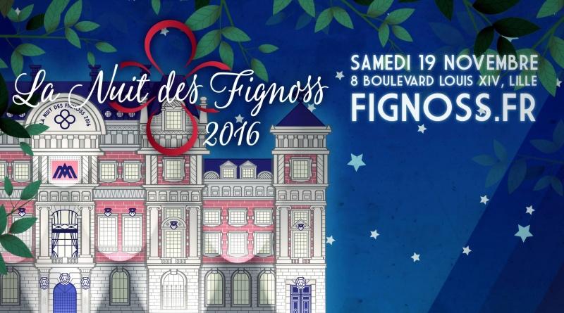 La Nuit des Fignoss gala Arts et Métiers