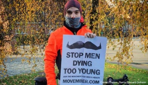 Movember Cancer prostate homme
