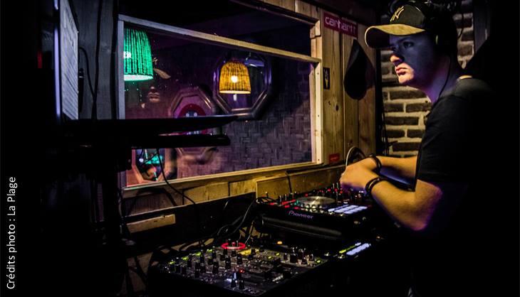 DJ Musique Smile La Plage Lille