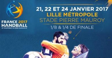 Handball Coupe Monde Championnat Karabatic