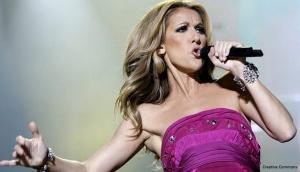 Céline Dion Musique Tournée Europe Lille Chanteuse International Concert