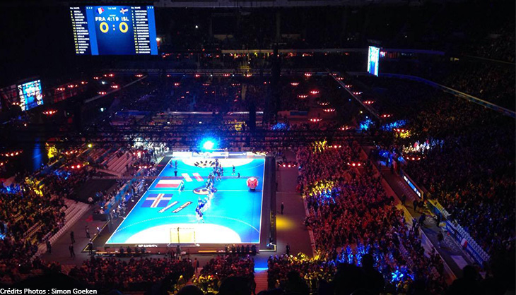 Mondial Coupe monde handball 2017 Lille Stade Pierre Mauroy Experts record