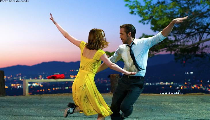 La La Land Ryan Gosling Emma Stone Golden Globes Damien Chazelle Majestic Lille