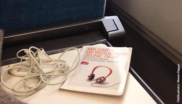 carte jeune SNCF train économie trajet déplacement vacances