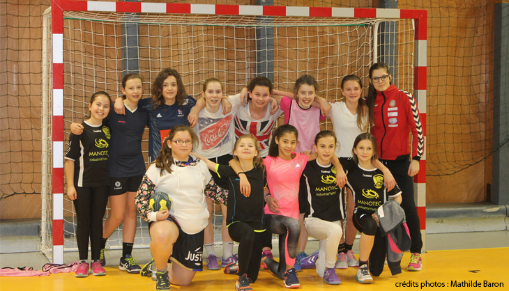 handball mondial wambrechies club sport fille lille