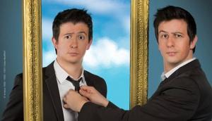 spectacle jumeaux steeven christopher spotlight ONDAR lille nord humour cravate