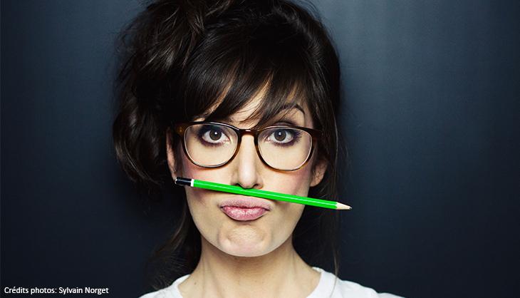 Nora hamzawi humour lille France inter spectacle interview quotidien on ne demande qu'à en rire comedienne