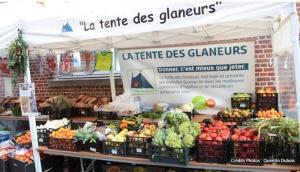 Marché Wazemmes Europe Lille France Roubaix Armentieres Nourritures Etudiants