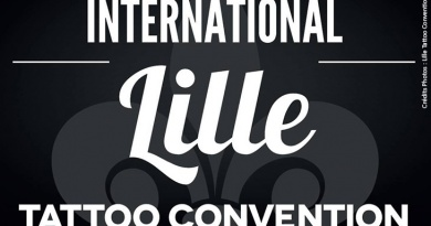 international lille tattoo convention festival salon tatouage grand palais