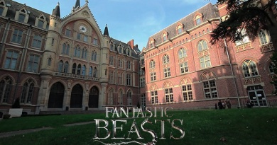 Animaux Fantastiques, Harry Potter, Université Catholique, Lille, David Yates
