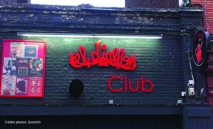 El Diablo bar Lille fermeture