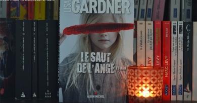 Lisa Gardner Lille Médiathèque Jen Lévy Le saut de l'ange Elle Wyatt Foster Tessa Leoni Roman Policier New York Times Etats-Unis Thriller