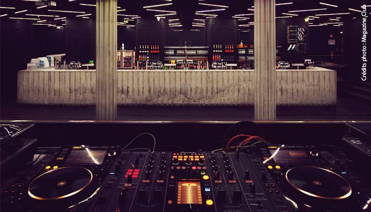 boite de nuit, fête, musique, électronique, techno, mag, magazine, magazine club, lille, artistes, fermeture