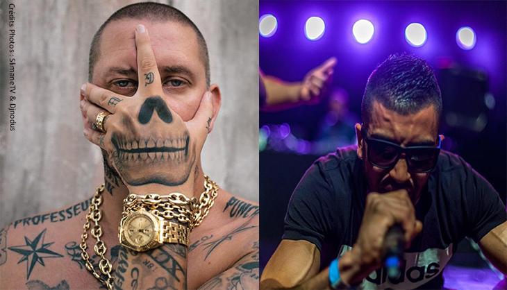 Seth Gueko Slimane Grand Mix Tourcoing Croix Nicolas Salvadori Georges Clooney Barlou Une nuit en enfer