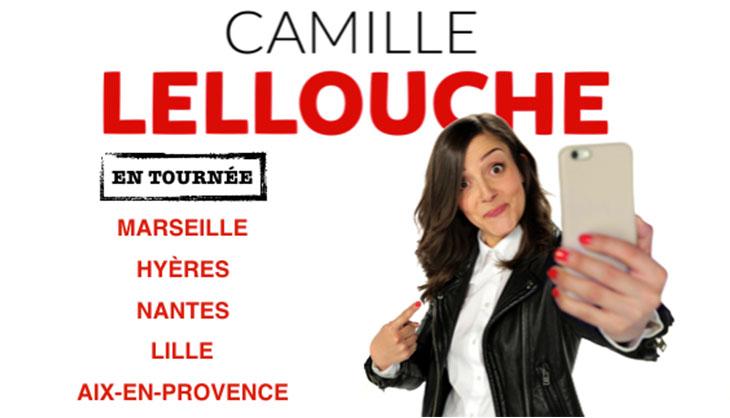 Camille Lellouche humoriste humour quotidien yann barthes lille sébastopol