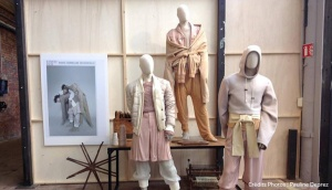 ESMOD Lille Exposition mode couture creation