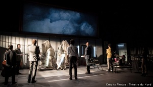 France Fantome lille 2017 Theatre Nord Science Fiction