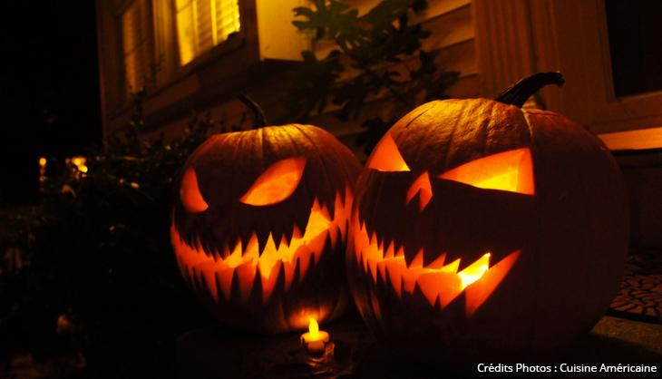 Halloween lille citrouille bonbons trick treat