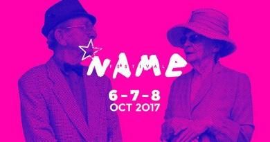 Name Festival Lille 2017