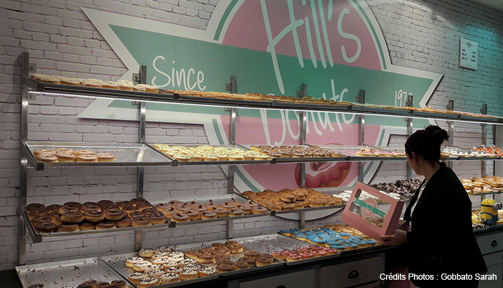 Donuts Lille 2017 Ouverture Hill's Donuts Gouter Nouveau Magasin