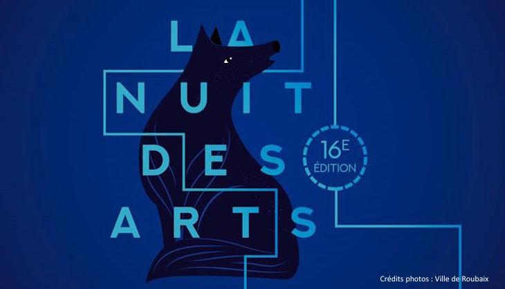 Nuit des arts Roubaix Condition Publique Exposition 2017 culture agenda sortie