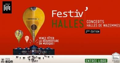 festivhalles concert musique culture art wazemmes lille 2017