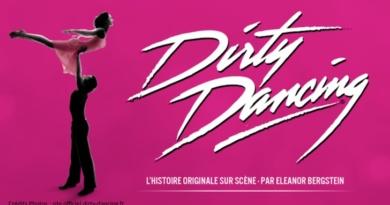 2018 SaintValentin DirtyDancing comediemusicale sortie agenda Lille ZénithArena