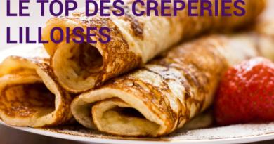 Lille chandeleur crepes Nord galettes Sarazin restaurant breton bretagne repas