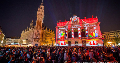 video mapping festival lille 2018 projet lumiere opera sorties culturelle soiree mars