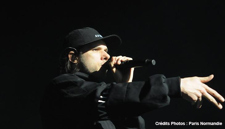 orelsan concert lille zenith rap musique hip hop