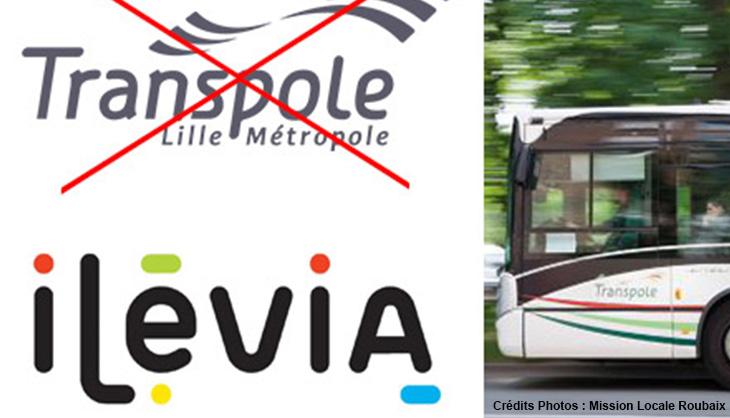 Lille transports en commun ilevia remplace Transpole