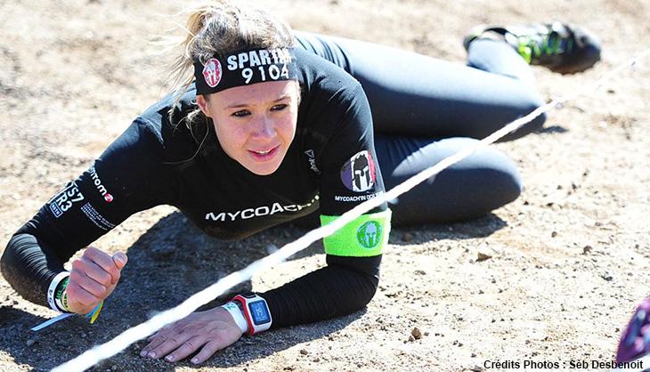 spartan race course sport coach anouk garnier lille