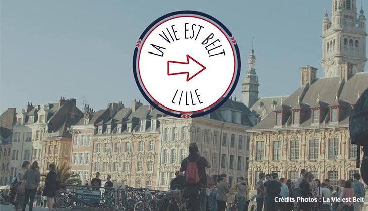 ceinture vélo lille start up écologique