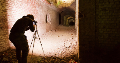 Urbex ; exploration ; photo ; exploration urbaine ; Nord ; fort de guerre ; France