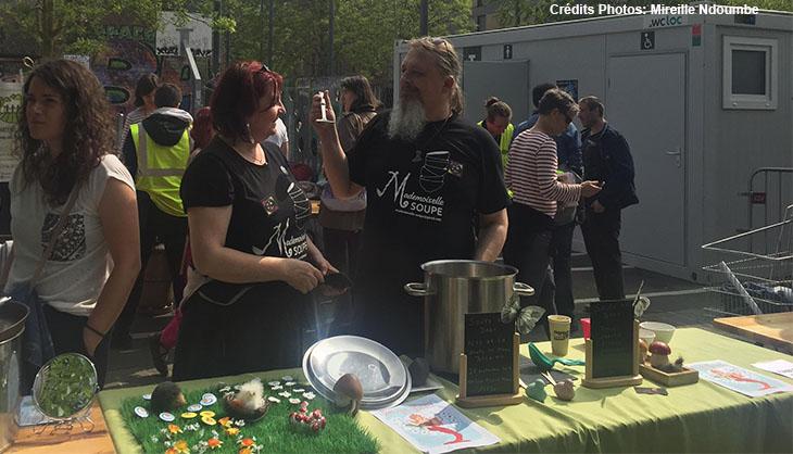 France festival soupe compétition Lille Wazemmes quartier dégustation musique fanfare concert évènement nord